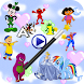 Kids Cartoon Videos & Learning icon
