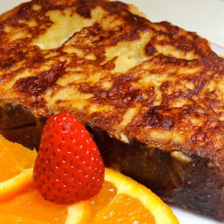 Dairy-Free French Toast.