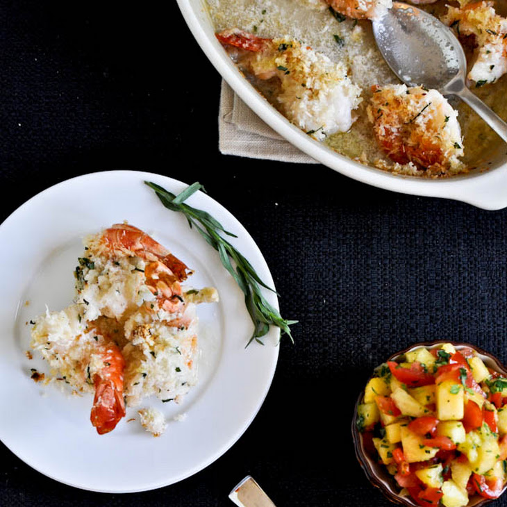 Coconut Baked Shrimp Recipe