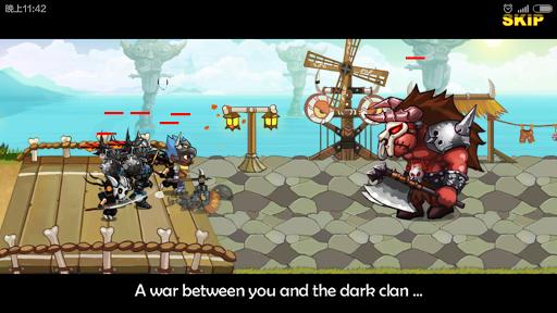 部落城堡衝突