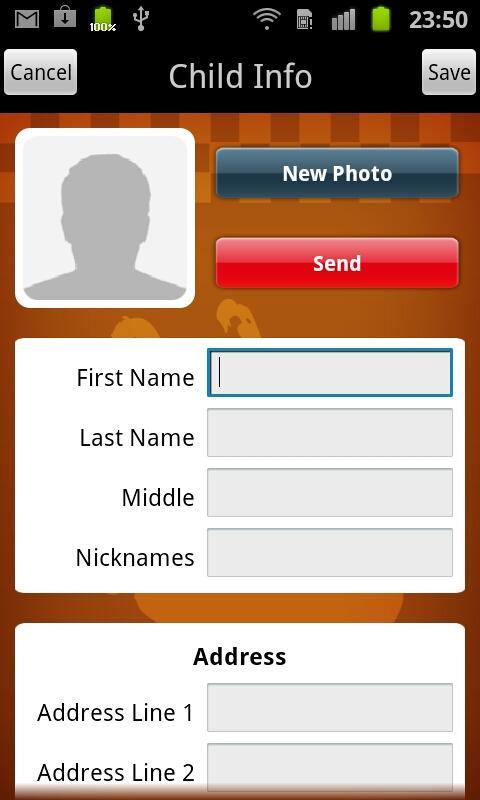 Police Child ID- screenshot