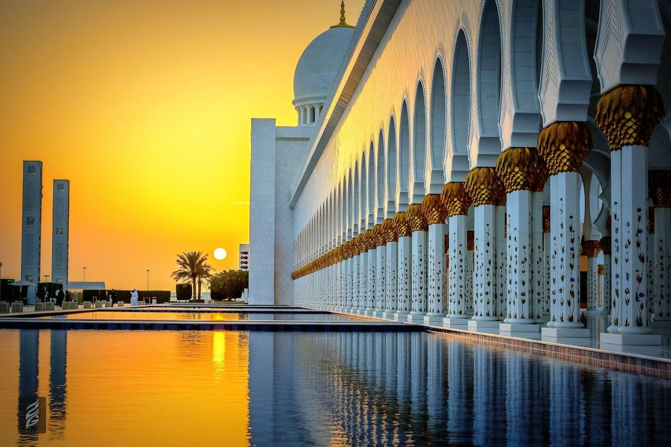 Islamic mosque wallpapers android apps on google play for Home wallpaper uae
