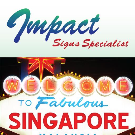 Impact Signs Specialist LOGO-APP點子