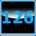 The NJT 126 Bus Schedule logo