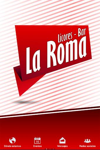 La Roma Licores y Bar