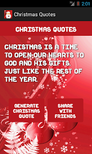 Christmas Quotes- screenshot thumbnail