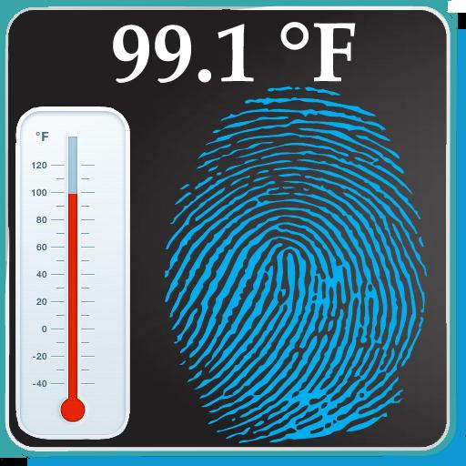 指紋溫度計惡作劇 娛樂 App LOGO-APP試玩