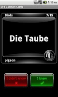 Screenshot of SPB German Cards