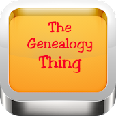 The Genealogy Thing