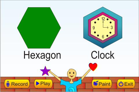 Kids Shapes Learning