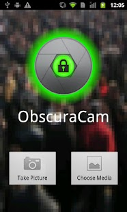 ObscuraCam- screenshot thumbnail