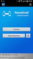 Screenshot of RemoDroid