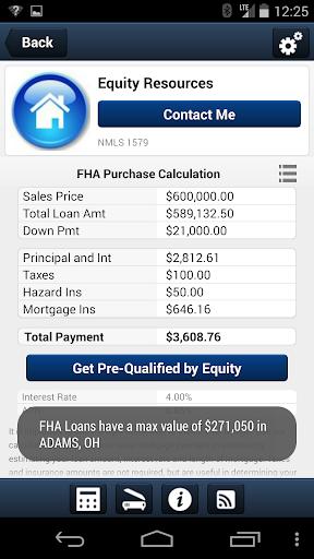 【免費財經App】Equity Resources Calculator-APP點子