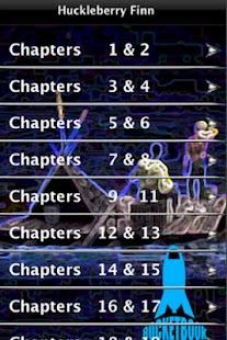 Audio- Huckleberry Finn- screenshot thumbnail