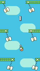 Swing Copters Screenshot 3