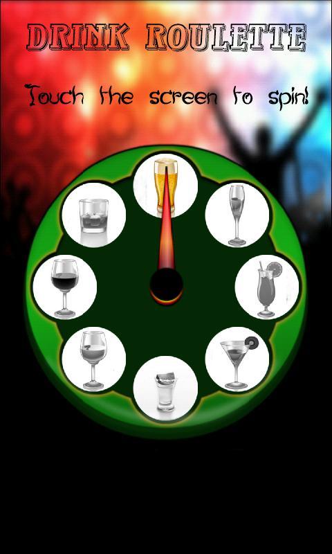 Drink Roulette- screenshot