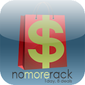 Deal Racker for NoMoreRack