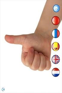 Baby discovers languages- screenshot thumbnail