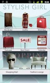Stylish Girl - Fashion Closet Screenshot 1