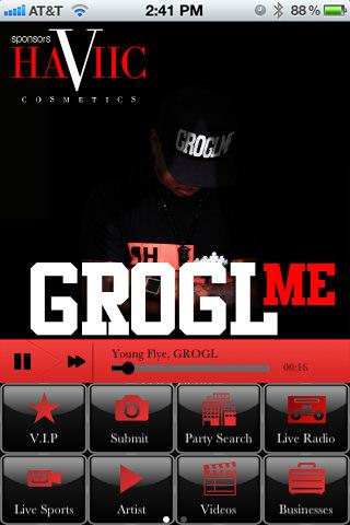 GROGLME - screenshot