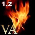 VA Fire Magic Wallpaper icon