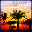 Sunset HD Live Wallpaper