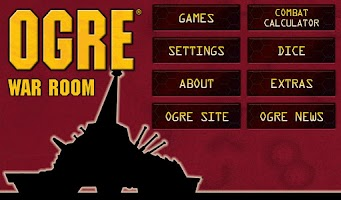 Screenshot of Ogre War Room