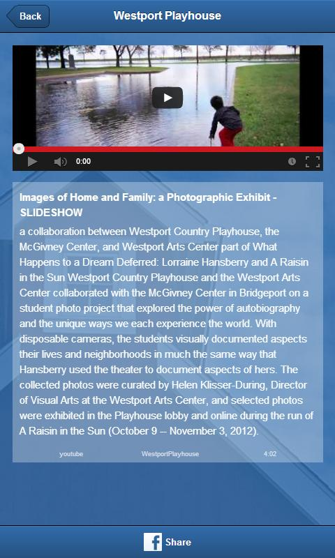 Westport Country Playhouse- screenshot