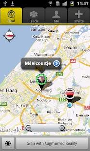 App2Find - GPS Friend tracker- screenshot thumbnail