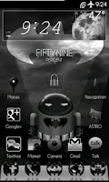 Screenshot of DarkGinger Theme CM7 (FREE)