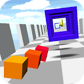 Flying Cube Racing 3D