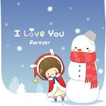 KaKao Talk Theme]Girl's Love
