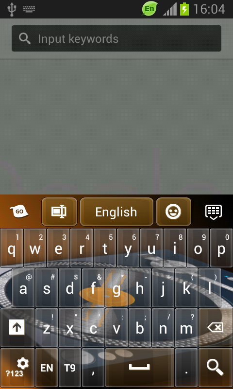 Turntable Keyboard Free- screenshot