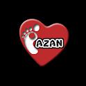 PAZAN : pedometer icon