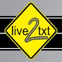 Live2Txt - Live 2 Text icon