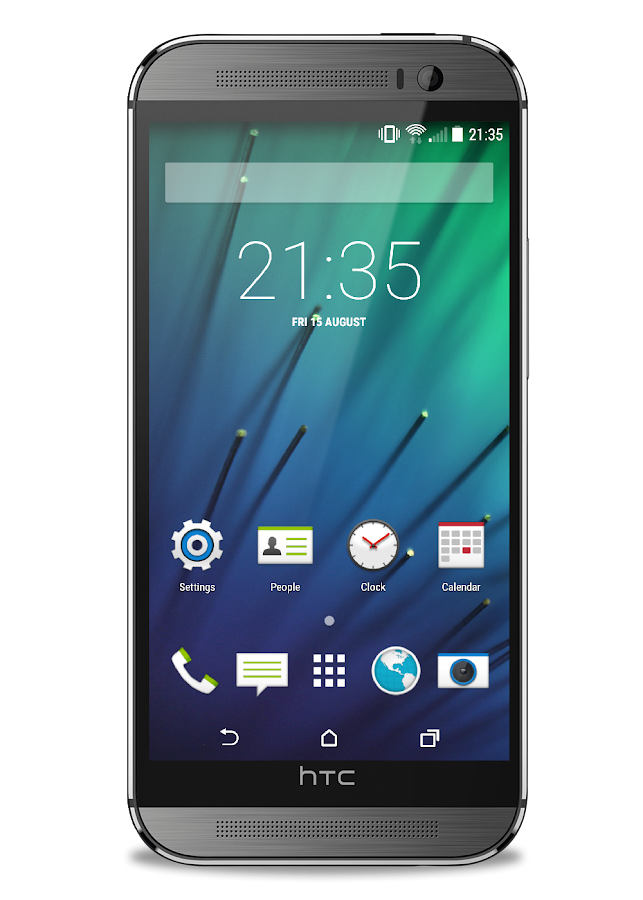 HTC One M8 Sense 6 Theme - screenshot