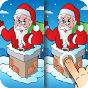 Christmas Find the Difference icon