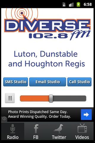 玩娛樂App|Diverse 102.8 FM免費|APP試玩