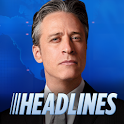 The Daily Show Headlines icon