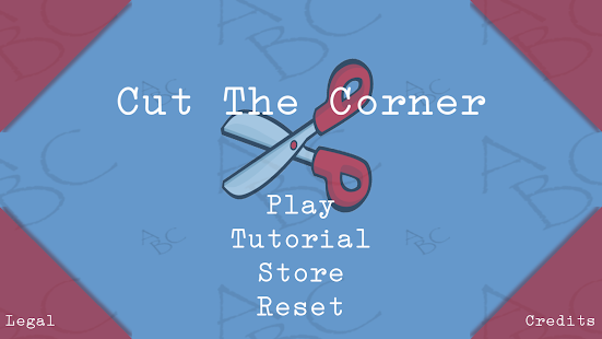 Cut The Corner Words - screenshot thumbnail