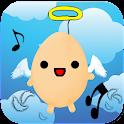 Angel Tamago - baby, children icon