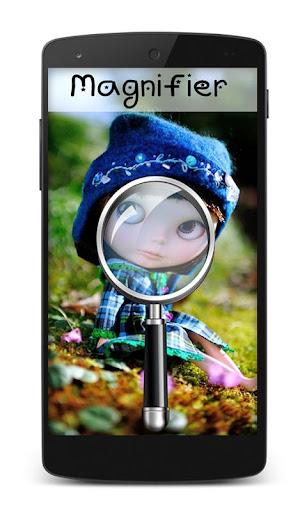Magnifier Camera HD 10X
