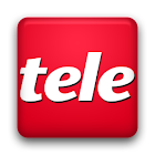 tele - Magazin  TV-Programm  On Demand  Kino icon