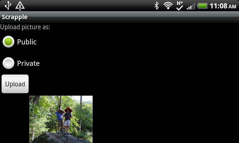 Scrapple- screenshot