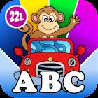 Kids Animal Preschool Puzzle icon