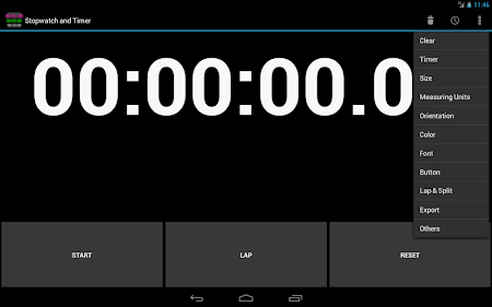 Stopwatch & Timer 1.5.2 screenshot 277888