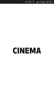 Cinema screenshot