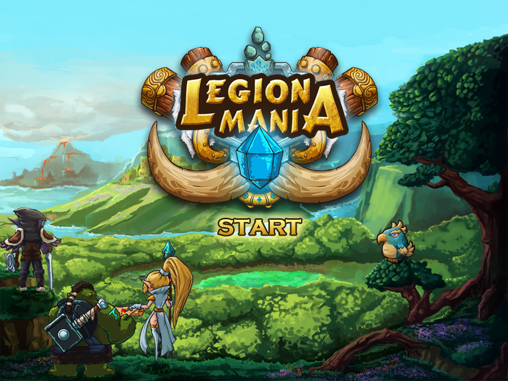 Legion Mania- screenshot