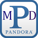MPD Pandora Feeder Client icon