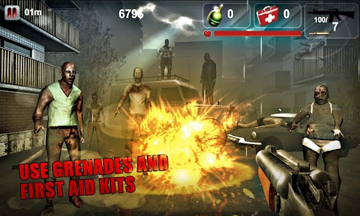 Zombies apocalypse 3D- screenshot thumbnail